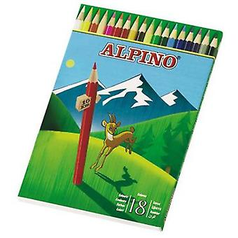 Alpino Cajita 18 Largo (Toys , School Zone , Drawing And Color)