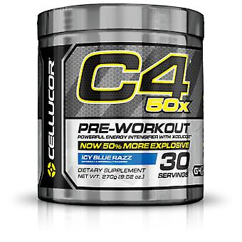 Cellucor C4 50X Icy Blue Razz 225 gr (Sport , Pre-training)