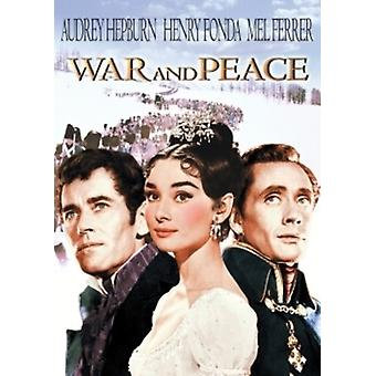 War & Peace [DVD] USA import