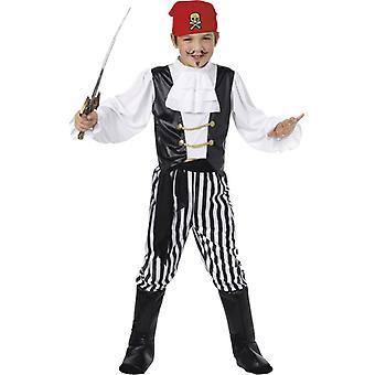 Pirate Costume children costume kids pirate Corsair
