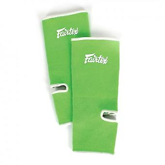 Fairtex Ankle Support - Green/White