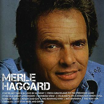 Merle Haggard - Icon [CD] USA import