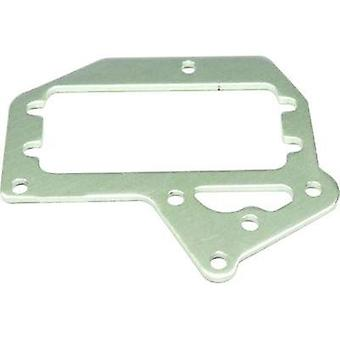 Spare part Reely MV30211AL Aluminium receiver mount