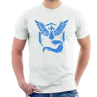 Pokemon Team Mystic Men's T-Shirt