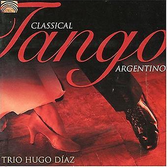 Trio Hugo Diaz - importation USA classique Tango Argentino [CD]
