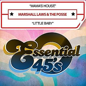 Marshall Laws - Mama's House / maleństwo (Digital 45) [CD] USA import