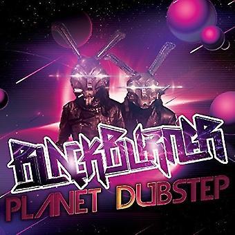 Blackburner - Planet Dubstep [CD] USA import