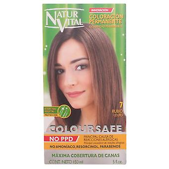 Naturaleza y Vida Coloursafe Permanent Dye No. 7 Blonde 150 ml