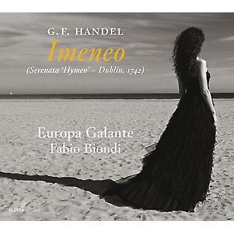 Handel / Staveland / Hallenberg / Piccinini - importar de USA Imeneo [CD]