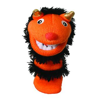 The Puppet Company Fingers Puppets Minipumpkin (Toys , Preschool , Theatre And Puppets)