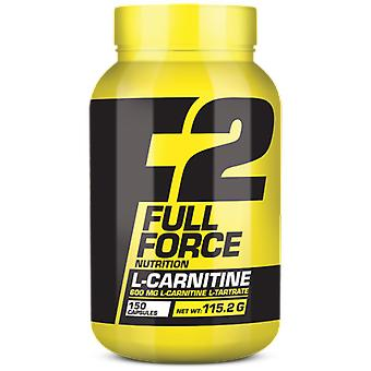Full Force L-Carnitine 150 capsules (Sport , Weight loss , Thermogenics)