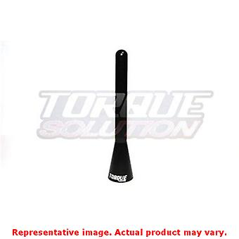 Torque Solution Billet Short Antenna TS-BA-BL6 Black Fits: MITSUBISHI 2003 - 2