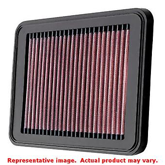 K&N Drop-In High-Flow Air Filter KT-6908 Fits:NON-US VEHICLE SEE NOTES FO