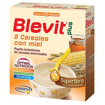 Blevit Papilla Plus 8 Cereals with Honey Superfiber (Childhood , Food , Cereals)