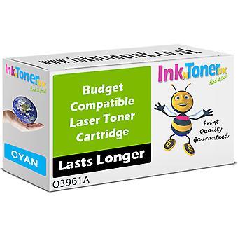 Kompatybilny Hp 122a Cyan Toner Cartridge (q3961a)