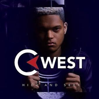 West * C. - Skjul & Seek [CD] USA importerer