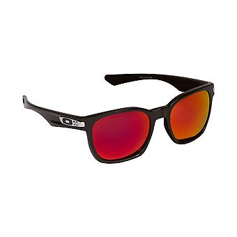 Best SEEK Polarized Replacement Lenses for Oakley GARAGE ROCK Silver Mirror Red