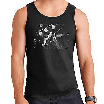 ACDC Angus Young On Stage Men's Vest
