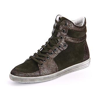 Ricosta Janine Bronce Timo Cracker terciopelo 5124200562 universal niños zapatos