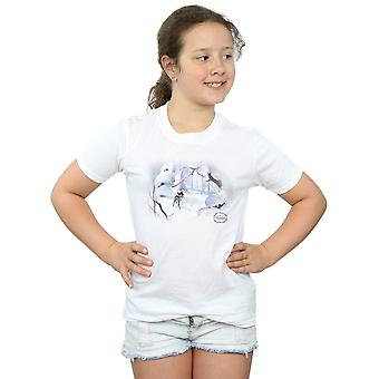 T-Shirt de neige Bambi Disney Girls