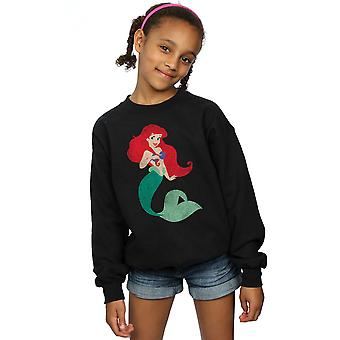 Disney Princess flickor Classic Ariel Sweatshirt