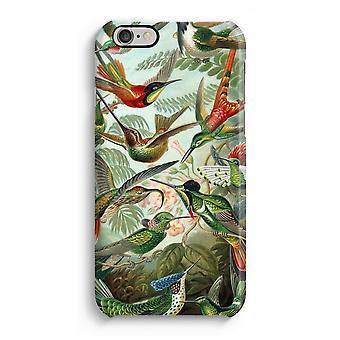 iPhone 6 / 6S pełną głowiczki (błyszcząca) - Haeckel Trochilidae