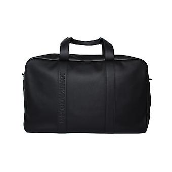 Emporio Armani Black Weekend Bag