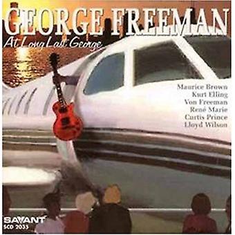 George Freeman - At Long Last George [CD] USA import