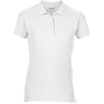 Gildan Ladies Premium Doppia Pique Sport Shirt