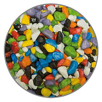 Ica Colored Assorted Gravel 7Mm 5Kg (Fish , Decoration , Gravel & sand)