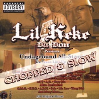 Lil' Keke - Undaground All-Stars [CD] USA import