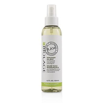Matrix Biolage R.A.W. genopbygge olie-tåge (For alle hårtyper) - 125ml/4.2 oz