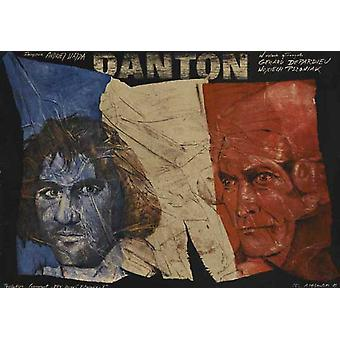 Danton Movie Poster (11 x 17)