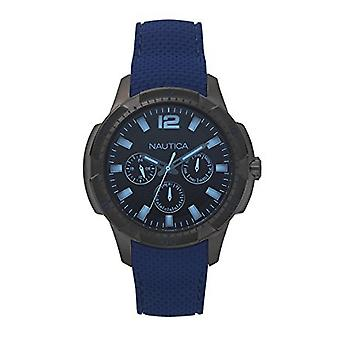 Nautica mens watch wristwatch NAPSDG004 silicone