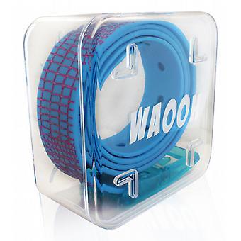 Waooh - Gürtel aus Kunststoff Waooh blau/violett