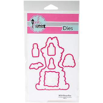 Pink And Main Dies-Witch House, 7/Pkg