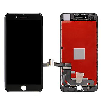 Black Complete LCD Assembly For iPhone 7 | iParts4U