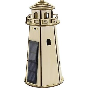 Solar lighthouse Leuchtturm Starlight Sol Expert