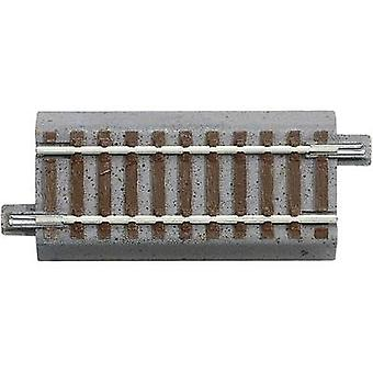 H0 Roco GeoLine (incl. track bed) 61112 Straight track 76.5 mm