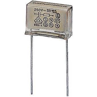 RIFA PMR209MB5470M100R30 Suppression capacitor Radial lead 0.047 µF 1 pc(s)