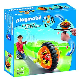 Playmobil 9203 Outdoor Action Orange Roller Racer
