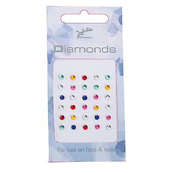 Diamonds multi color