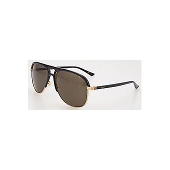 Gucci Grey Aviator Sunglasses Gg0292S 001 60