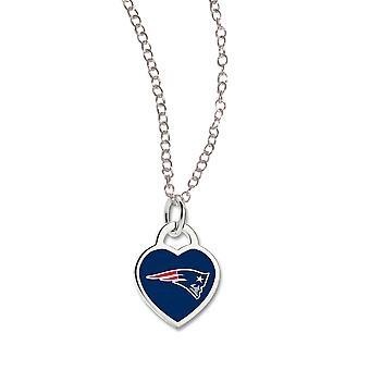Wincraft ladies Heart Necklace - NFL New England Patriots