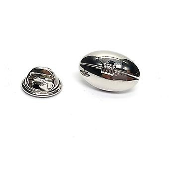 Rugby bal tinnen Lapel pins Badge
