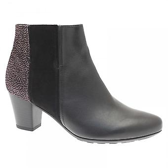 Gabor Poole Block Heel Ankle Boot
