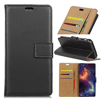 LG K11 (2018)/K10 (2018) wallet Pouch-Black