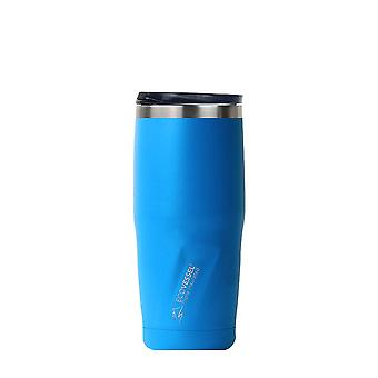 EcoVessel METRO TriMax Insulated Stainless Steel Tumbler - Island Blue 24 oz