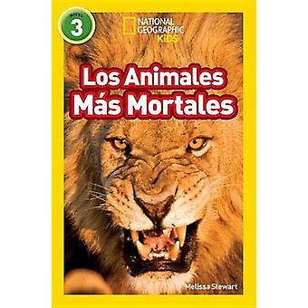 National Geographic Readers - Los Animales Mas Mortales (Deadliest Ani