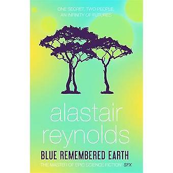 Blå husket jorden av Alastair Reynolds - 9781473209312 bok